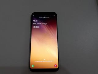Celular Samsung S8 Prateado