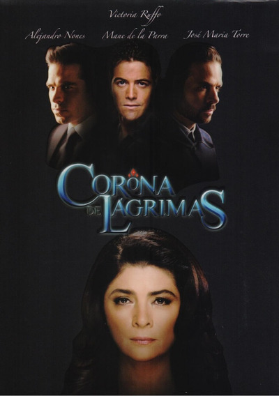 Corona De Lagrimas Victoria Ruffo Telenovela Dvd
