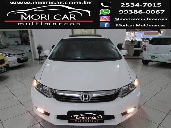 Honda Civic 2.0 Exr 16v Flex 4p Automatico 2014
