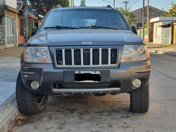 Jeep Grand Cherokee Limited Crd 2.7 2004
