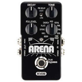 Pedal Arena Reverb - Tc Electronic