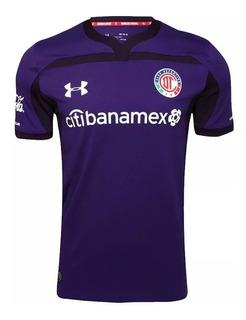 Jersey Toluca Profesional 18/19 Under Armour 100% Original