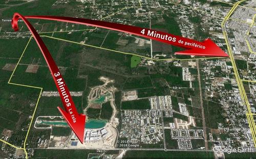Imagen 1 de 9 de Terreno En La Mejor Zona De Mayor Plusvalía En Tixcuytún