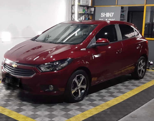 Imagen 1 de 12 de Chevrolet Onix 1.4 Ltz At 98cv 2017
