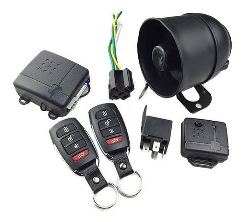 Alarma Para Auto Hyundai-chevrolet Kit Completo Centralizado