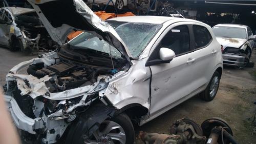 Sucata Peças Acessórios Fiat Argo Drive 2018 109cv