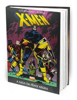 Hq X-men A Saga Da Fênix Negra Edição De Luxo