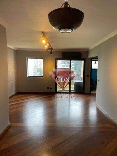 Imagem 1 de 14 de Apartamento Para Locação No Itaim Bibi - Ap15951
