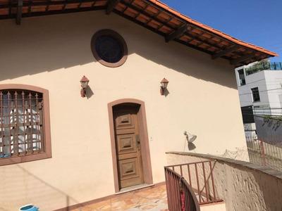 Casa Residencial À Venda, Anchieta, Belo Horizonte - Ca0015. - Ca0015
