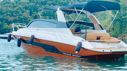 Triton 300 ( N Coral Real Focker Ventura Phanton Nx Boats )