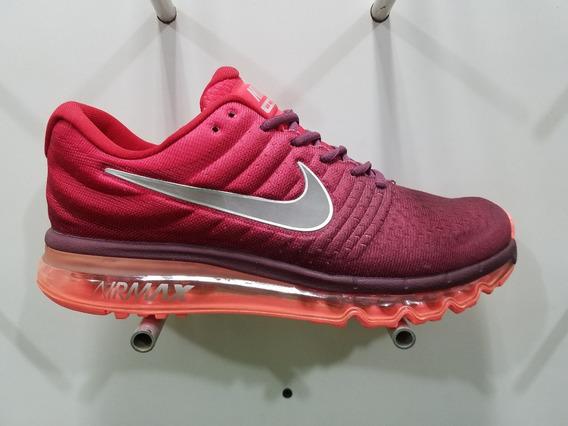 Nuevos Zapatos Nike Air Max 2017 Caballeros 40-45 Eur