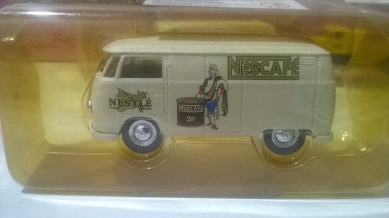 Miniatura 1/50 Caminhões Históricos Corgi Vw Kombi Nestle