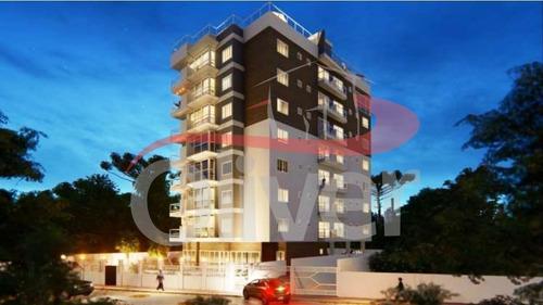 Imagem 1 de 11 de Paraguassu 101, 4 Dormitorios, 3 Vagas De Garagem, Alto Da Gloria, Curitiba, Paraná - Ap00992 - 33689667