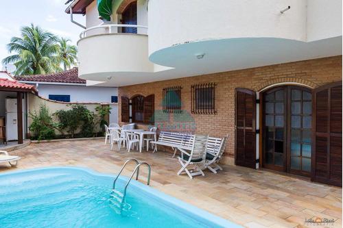 Casa Com 4 Dorms, Praia Do Tenório, Ubatuba - R$ 2 Mi, Cod: 1364 - V1364