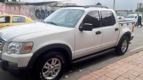 Camioneta ,ford Sport Trac En Buen Estado