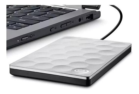 Hd Externo Seagate 2tb Ultra Slim Backup Plus Platinum