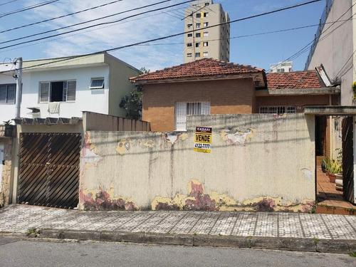Imagem 1 de 18 de Terreno À Venda, 250 M² Por R$ 690.000,00 - Jardim Do Mar - São Bernardo Do Campo/sp - Te4084