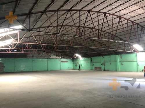Bodega En Renta A 1 Minuto Del Estadio Cuauhtémoc