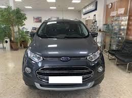 Ford Ecosport Titanium 2.0 170cv