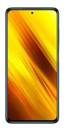 Xiaomi Poco X3 Dual SIM 64 GB two shades of black 6 GB RAM