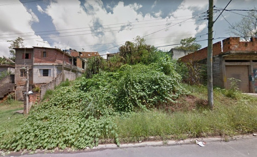 Terreno Padrão Em Santana De Parnaíba - Sp - Te0027_dava
