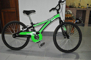 Bicicleta Rodado 24 Atalaya Perfecto Estado