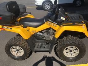 Cuatrimoto Can Am Outlander 650cc 2009