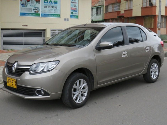 Renault Logan Privlege Mt 1600cc