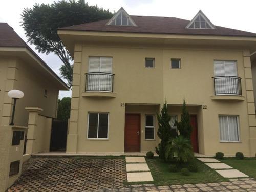 Sobrado Com 2 Dormitórios À Venda, 123 M² Por R$ 300.000 - Cajuru Do Sul - Sorocaba/sp, Condomínio Santa Julia I. - So0060 - 67639886