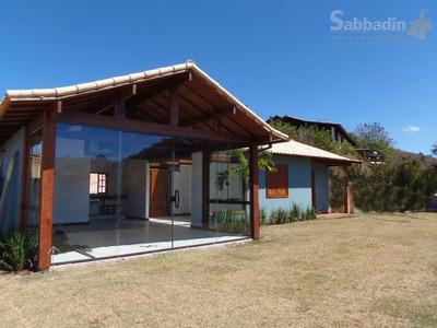 Casa Com 3 Dormitórios À Venda, 120 M² Por R$ 680.000 - Itaipava - Petrópolis/rj - Ca0321