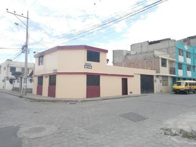 Casa En Pomasqui De 3 Dormitorios 1 Garaje