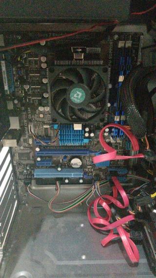 Cpu Gamer Fx 4100 / 16gb Ddr3 / Hd 320gb / Fonte 650w