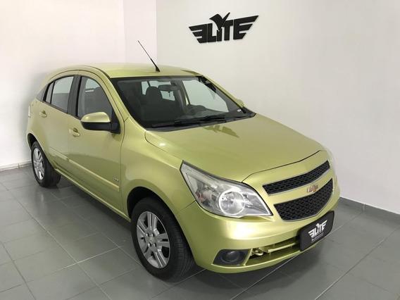 Chevrolet Agile 1.4 4p Ltz Econoflex