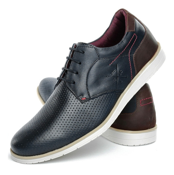 Sapato Masculino Sapatenis Casual Oxford Na Promoção