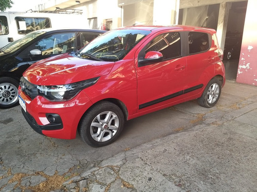 Fiat Mobi 1.0 Easy Pack Top 2018