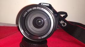 Câmera Canon 650d/t4i + Lente 18-200mm Efs Àpenas 4100clicks
