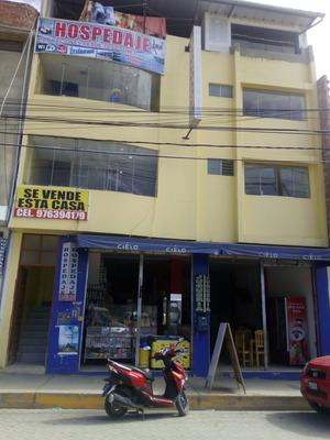 Casa En Venta Alfrente Del Hospital Regional Cajamarca