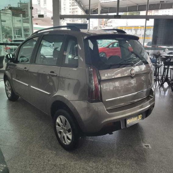 Fiat Idea Essence Dualogic 1.6 16v 2014