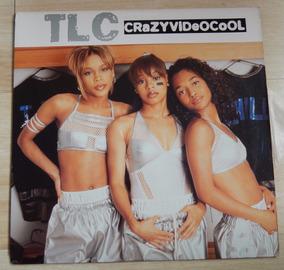 Laser Disc Ld - Tlc - Crazy, Sexy, Cool