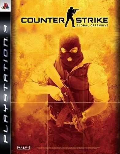 Counter-strike Global Offensive Csgo Ps3 Psn Midia Digital