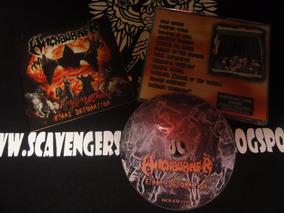 Cd Witchburner - Final Detonation