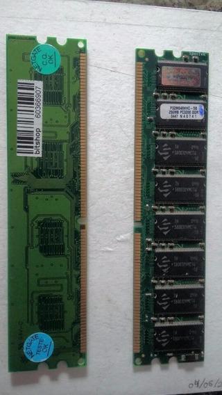 Pente Memória Ddr1 256 Mb