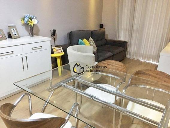 Apartamento Residencial À Venda, Mansões Santo Antônio, Campinas - Ap0219. - Ap0219