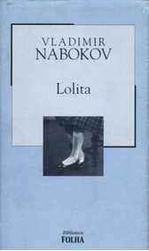 Livro - Lolita - Vladimir Nabokov