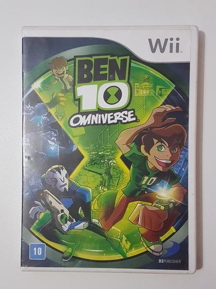 Ben 10 Omniverse Original Para Nintendo Wii