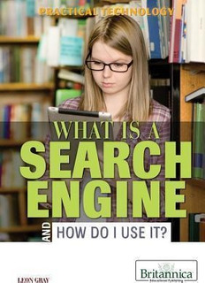 What Is A Search Engine And How Do I Use It? - Leon Gray ...