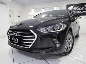 Hyundai Elantra 2.0 Aut 2017 Preto Flex