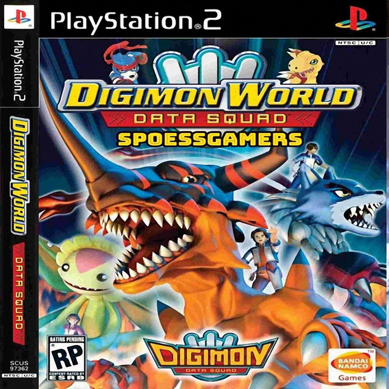 Digimon World Data Squad Ps2 Patch Infantill