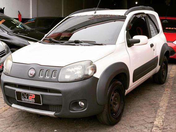 Fiat Uno Way 1.0 2p Ano 2012 Completo