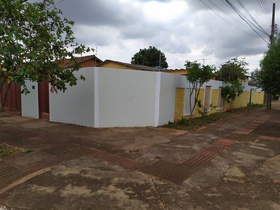 Casa Em Ms, Capital.